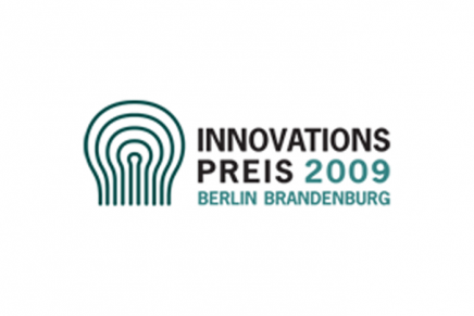 Nominiert zum Innovationspreis Berlin-Brandenburg